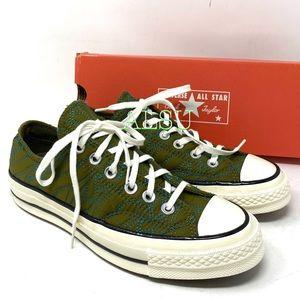 Converse Chuck 70 Low Dark Moss Green Women's